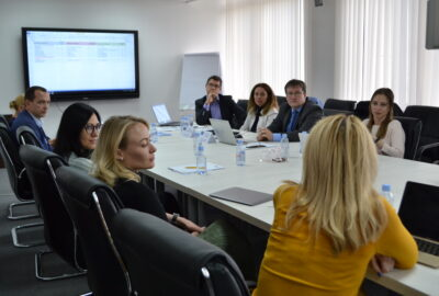 Ukrainian HRM policies in tax and Customs institutions will be adapted to EU Customs Competency Framework