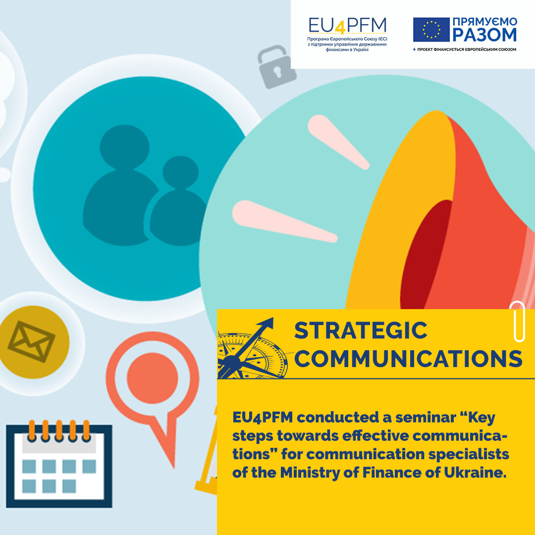 EU4PFM continues to assist partner institutions by building capacity and competencies