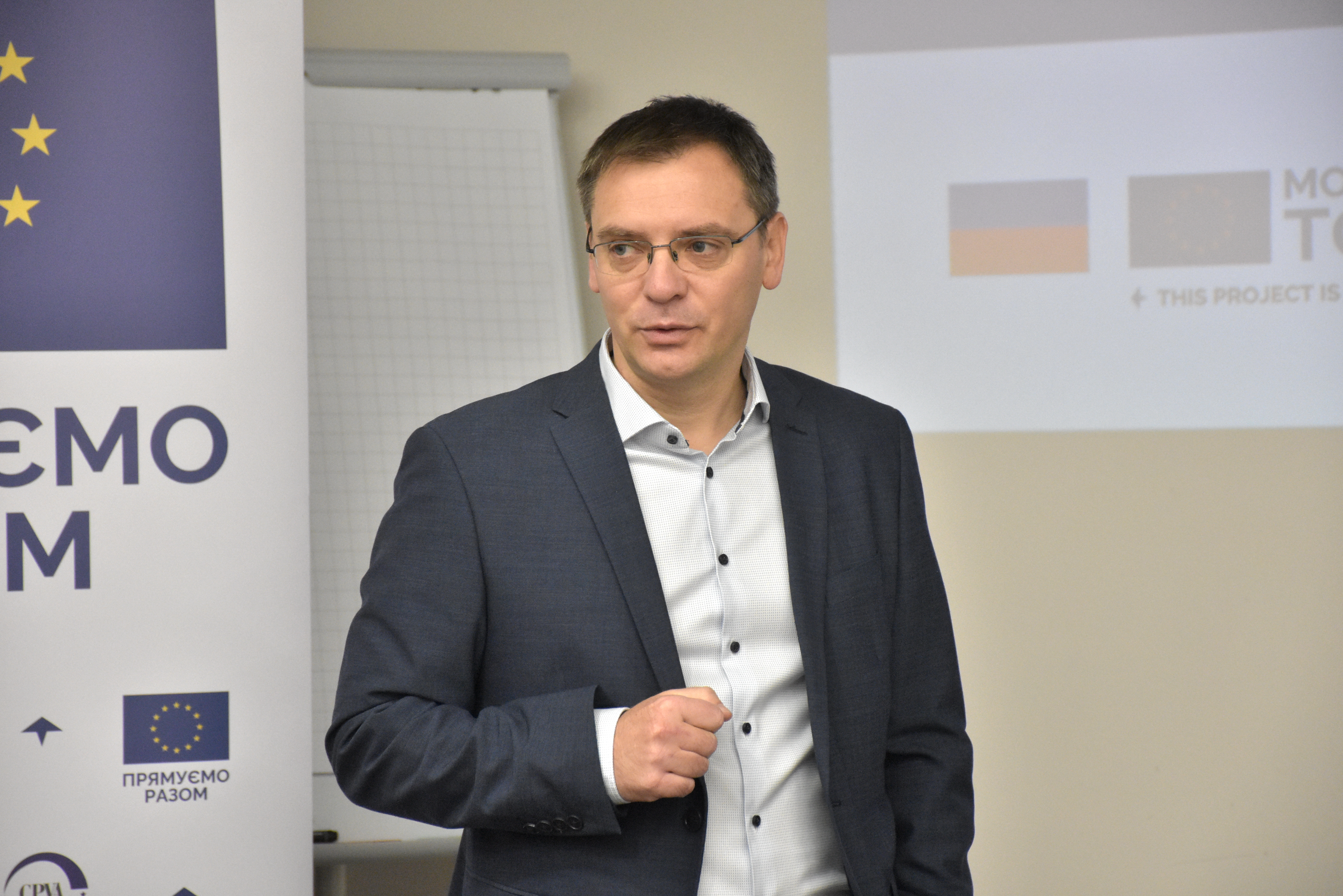 EU4PFM assists the State Customs Service of Ukraine and the Ministry of Finance of Ukraine to train staff in business process optimization technologies